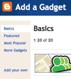 Blogger_choose_gadget